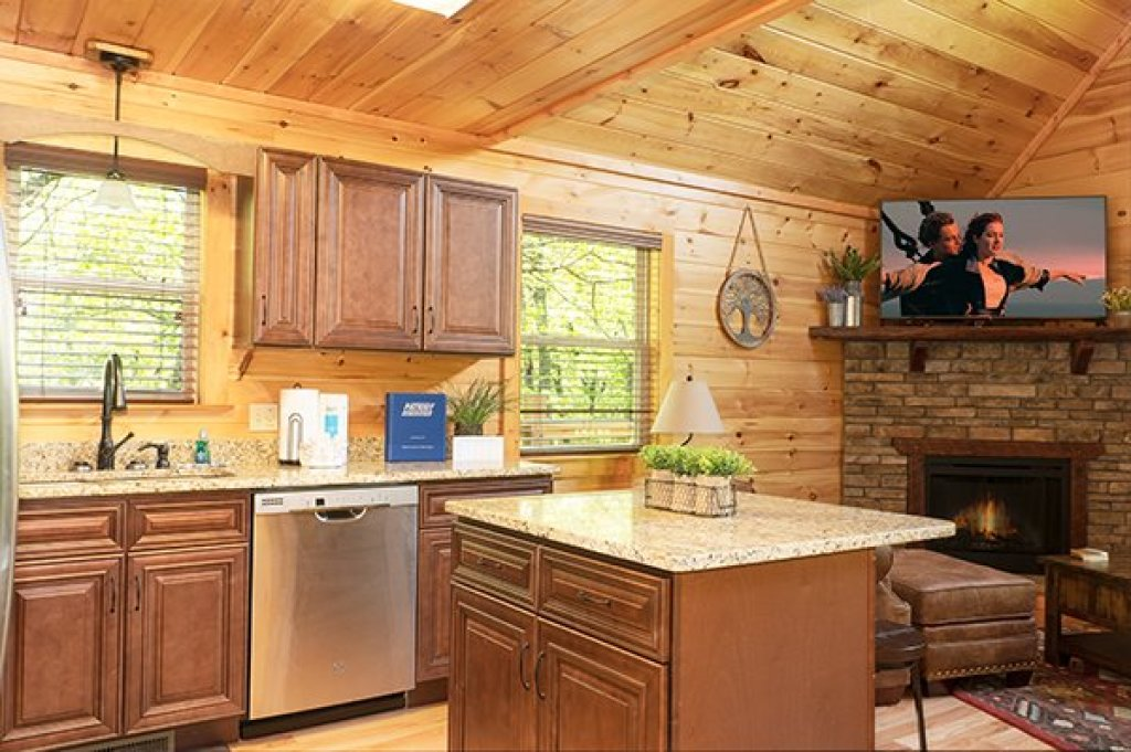Photo of a Gatlinburg Cabin named Relaxation Ridge - This is the eighth photo in the set.