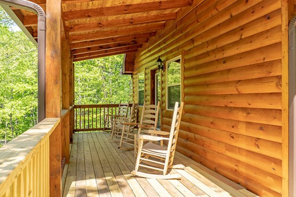 Photo of a Gatlinburg Cabin named Relaxation Ridge - This is the twelfth photo in the set.