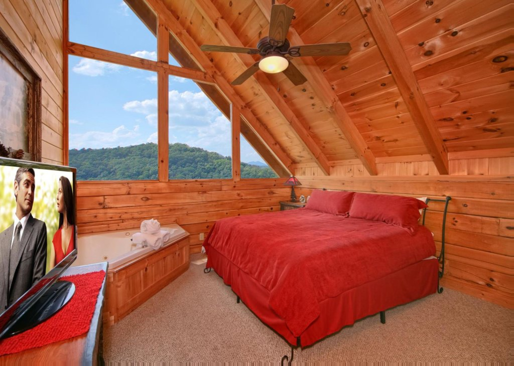 Photo of a Pigeon Forge Cabin named Livin The Dream #44 - This is the fifteenth photo in the set.