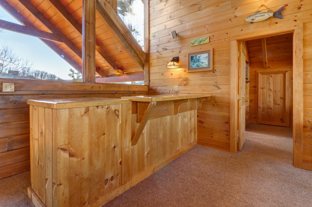 Photo of a Pigeon Forge Cabin named Majestic View #42a - This is the thirty-second photo in the set.