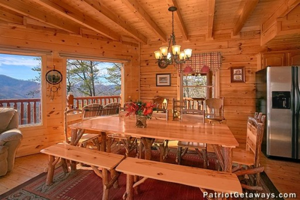 Photo of a Sevierville Cabin named Tennessee Dreamer - This is the ninth photo in the set.