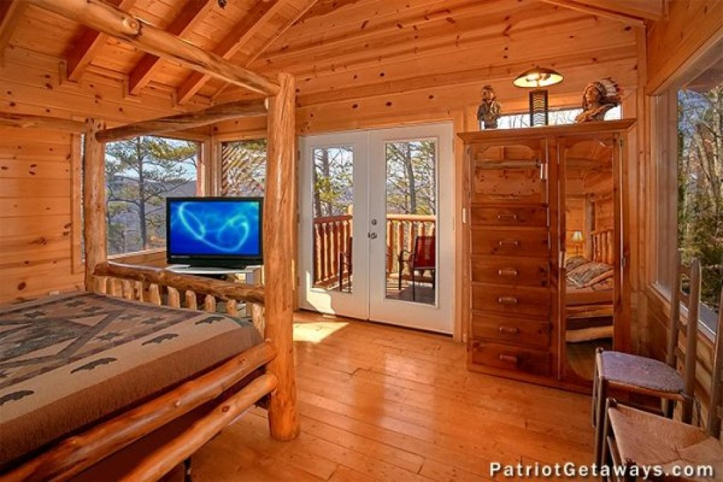 Photo of a Sevierville Cabin named Tennessee Dreamer - This is the twenty-first photo in the set.