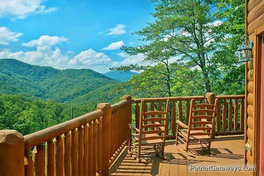 Photo of a Sevierville Cabin named Tennessee Dreamer - This is the thirtieth photo in the set.