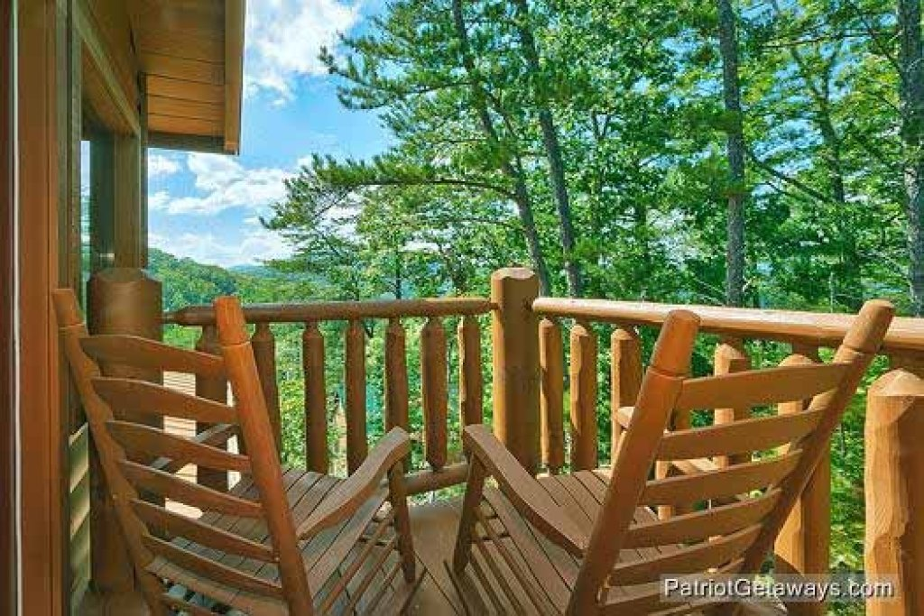 Photo of a Sevierville Cabin named Tennessee Dreamer - This is the thirty-first photo in the set.