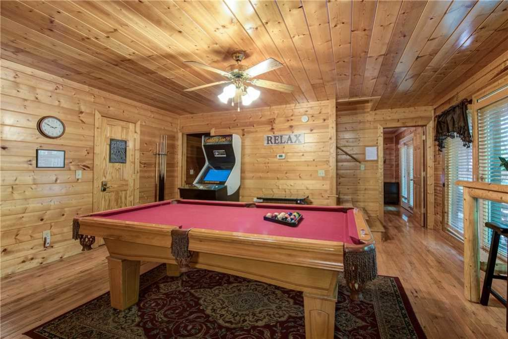 Photo of a Sevierville Cabin named Simple Elegance - This is the twelfth photo in the set.
