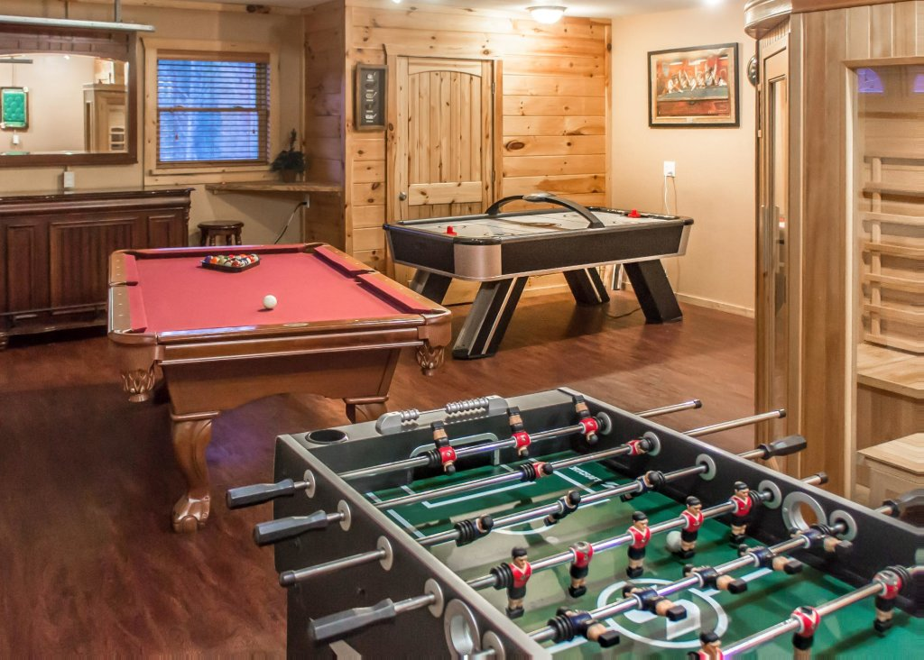 Photo of a Pigeon Forge Chalet named Birchwood Lodge - This is the nineteenth photo in the set.