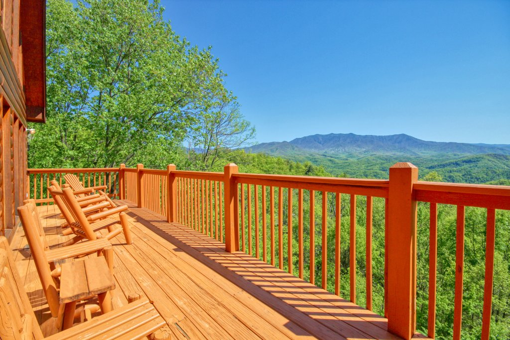 Photo of a Gatlinburg Cabin named Awesome Views #701 - This is the third photo in the set.