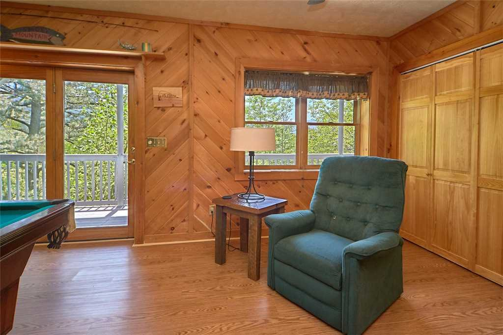 Photo of a Gatlinburg Cabin named Angels View - This is the ninth photo in the set.