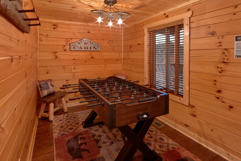 Photo of a Sevierville Cabin named Blessed Point - This is the fourteenth photo in the set.