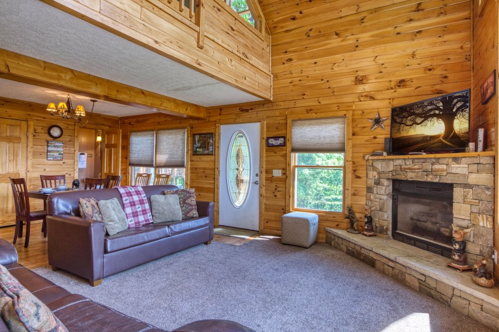 Photo of a Pigeon Forge Cabin named A Smoky Mountain Dream #291 - This is the tenth photo in the set.