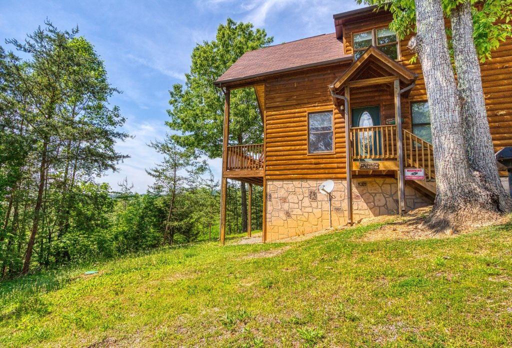 Photo of a Pigeon Forge Cabin named A Smoky Mountain Dream #291 - This is the seventh photo in the set.