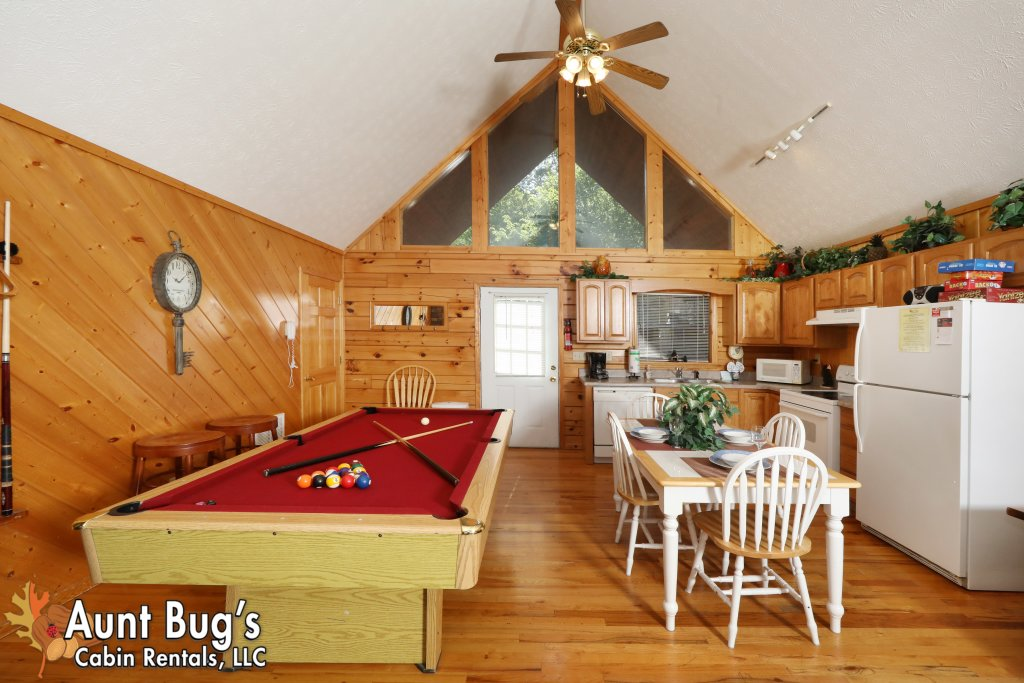 Photo of a Pigeon Forge Cabin named Sun-sational View #245 - This is the forty-eighth photo in the set.