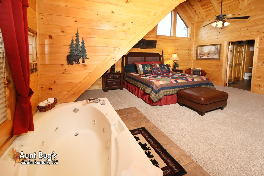 Photo of a Sevierville Cabin named Absolutely Wonderful #304 - This is the thirteenth photo in the set.