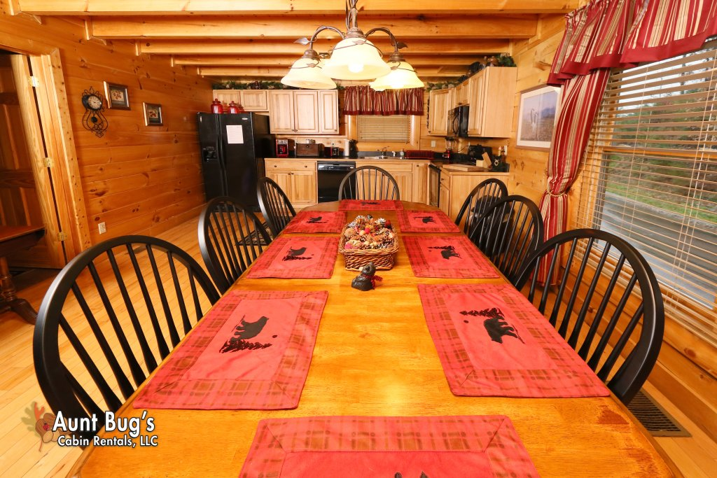 Photo of a Sevierville Cabin named Absolutely Wonderful #304 - This is the fourteenth photo in the set.