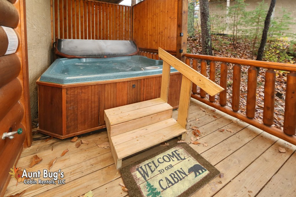 Photo of a Sevierville Cabin named Absolutely Wonderful #304 - This is the twelfth photo in the set.