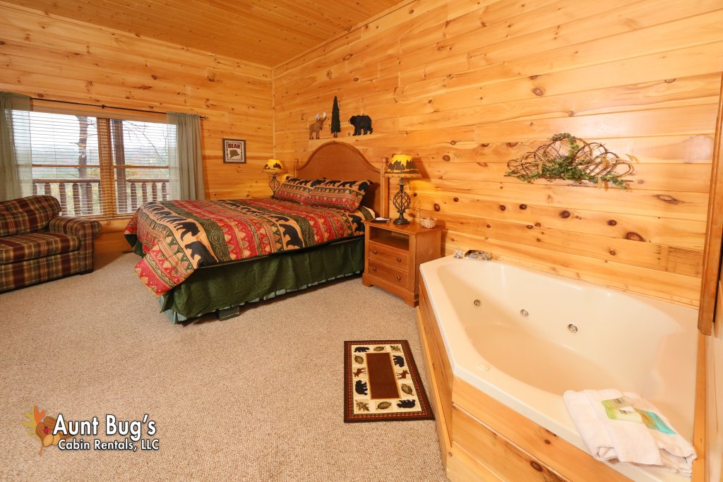 Photo of a Sevierville Cabin named Absolutely Wonderful #304 - This is the tenth photo in the set.