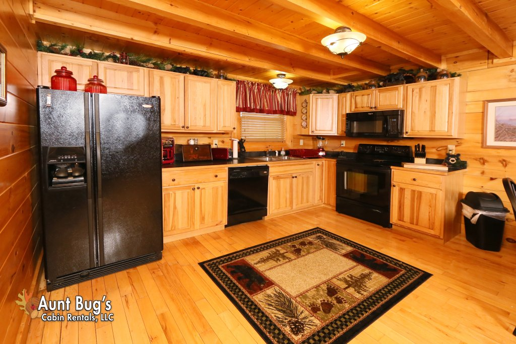 Photo of a Sevierville Cabin named Absolutely Wonderful #304 - This is the seventh photo in the set.
