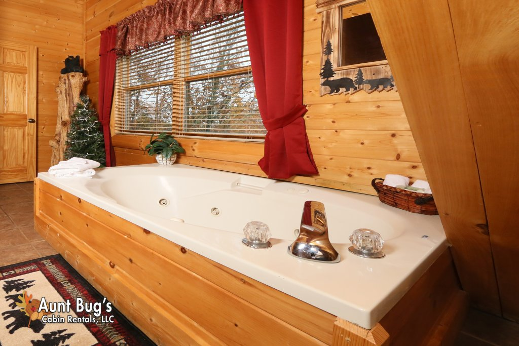 Photo of a Sevierville Cabin named Absolutely Wonderful #304 - This is the thirtieth photo in the set.