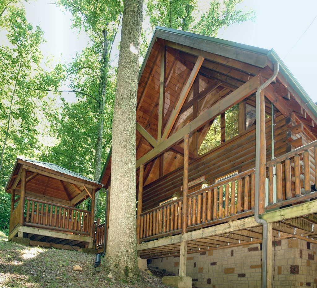 Photo of a Gatlinburg Cabin named Falcon Crest #2911 - This is the twenty-fourth photo in the set.