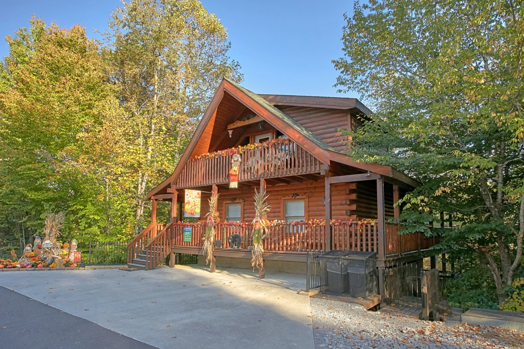 Photo of a Pigeon Forge Cabin named Boulder Bear Lodge #355 - This is the twenty-fourth photo in the set.
