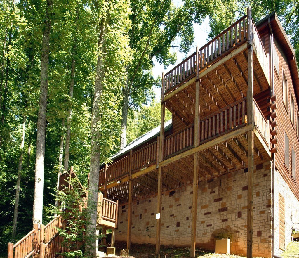 Photo of a Gatlinburg Cabin named Falcon Crest #2911 - This is the twenty-fifth photo in the set.