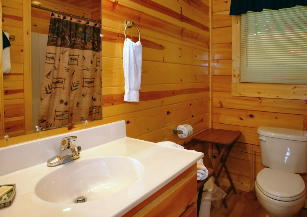 Photo of a Gatlinburg Cabin named Falcon Crest #2911 - This is the twenty-first photo in the set.