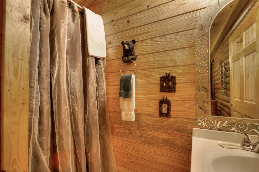 Photo of a Sevierville Cabin named Pure Pleasure Too #202 - This is the twenty-first photo in the set.