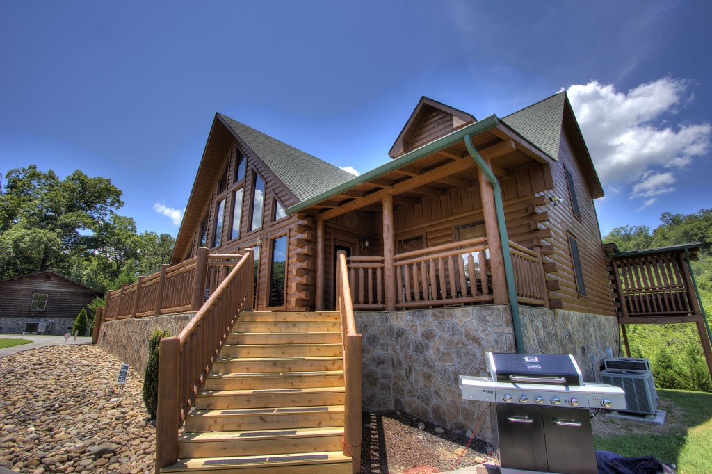 Photo of a Sevierville Cabin named Always Dreaming #410 - This is the fifth photo in the set.