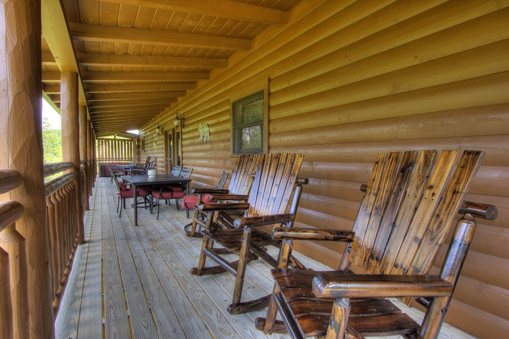 Photo of a Sevierville Cabin named Always Dreaming #410 - This is the twenty-second photo in the set.