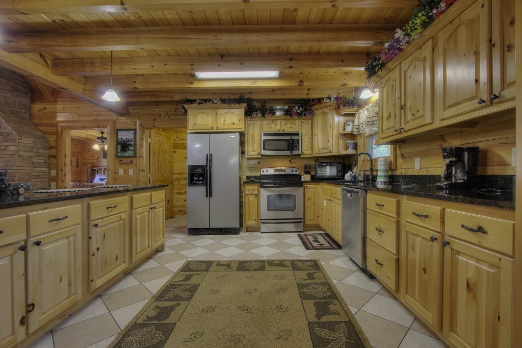 Photo of a Sevierville Cabin named Always Dreaming #410 - This is the fifteenth photo in the set.