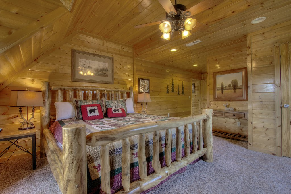 Photo of a Sevierville Cabin named Always Dreaming #410 - This is the seventeenth photo in the set.