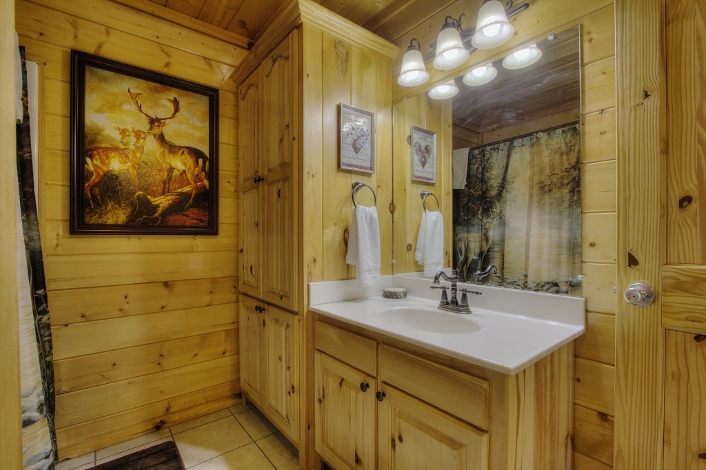 Photo of a Sevierville Cabin named Always Dreaming #410 - This is the thirty-sixth photo in the set.
