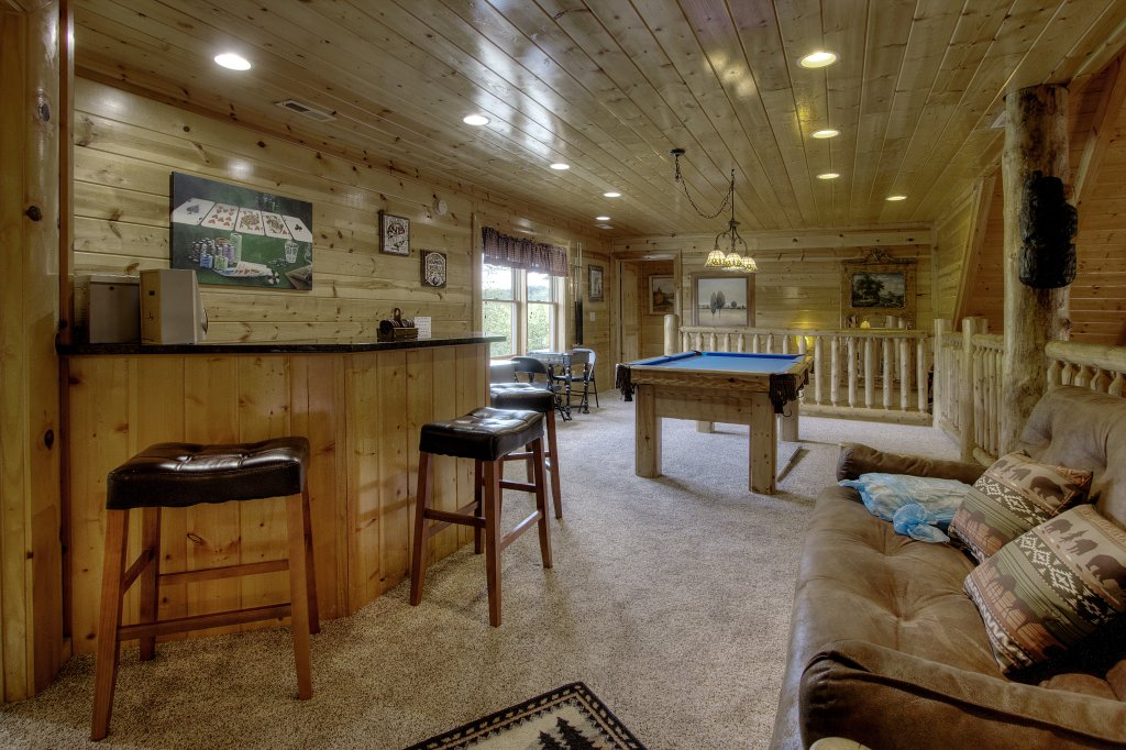 Photo of a Sevierville Cabin named Always Dreaming #410 - This is the thirteenth photo in the set.