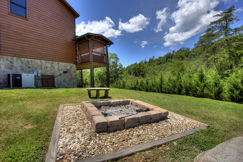 Photo of a Sevierville Cabin named Always Dreaming #410 - This is the thirty-first photo in the set.
