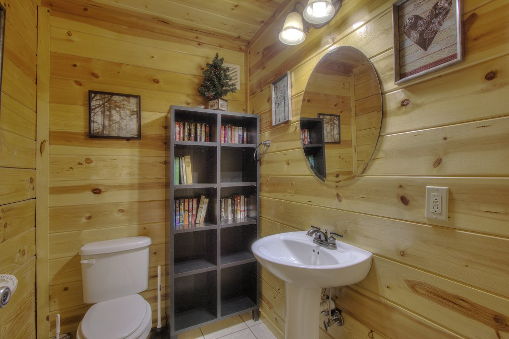 Photo of a Sevierville Cabin named Always Dreaming #410 - This is the forty-second photo in the set.