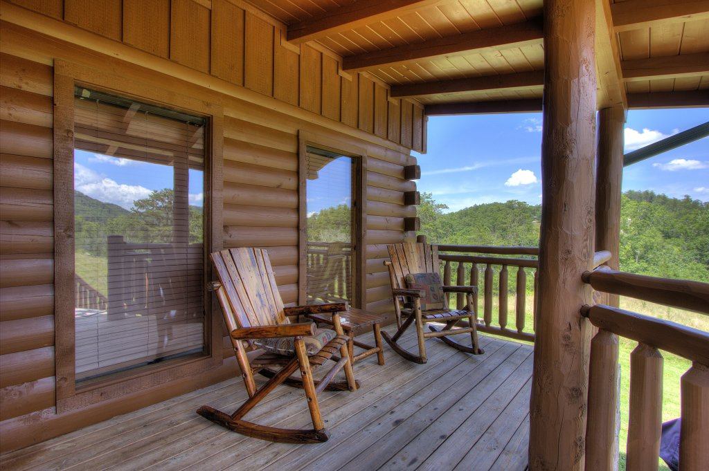 Photo of a Sevierville Cabin named Always Dreaming #410 - This is the thirty-third photo in the set.