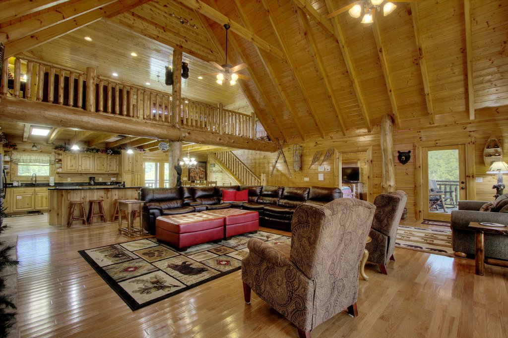 Photo of a Sevierville Cabin named Always Dreaming #410 - This is the sixteenth photo in the set.