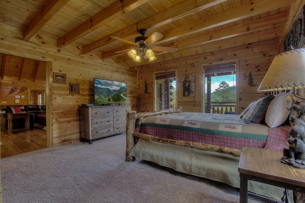 Photo of a Sevierville Cabin named Always Dreaming #410 - This is the twenty-first photo in the set.