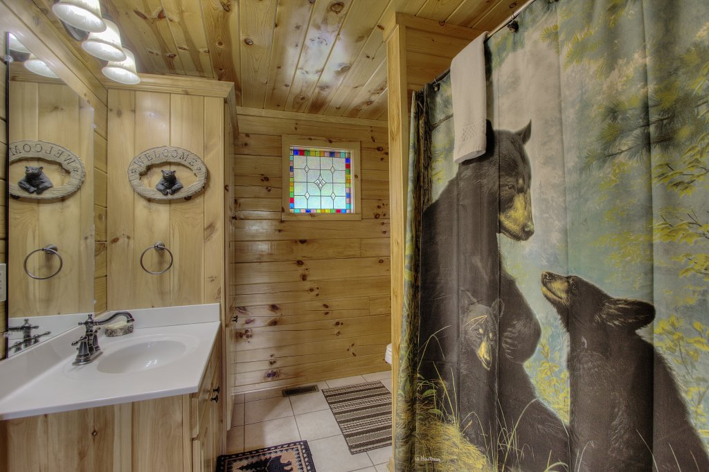 Photo of a Sevierville Cabin named Always Dreaming #410 - This is the thirtieth photo in the set.