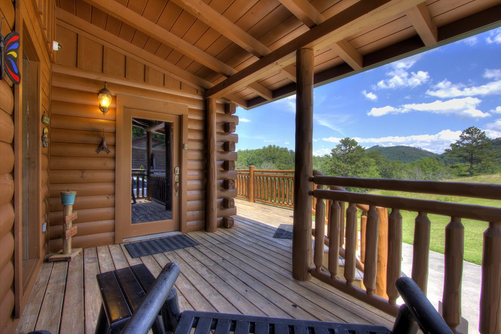 Photo of a Sevierville Cabin named Always Dreaming #410 - This is the thirty-seventh photo in the set.