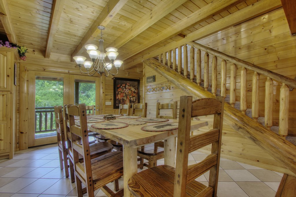 Photo of a Sevierville Cabin named Always Dreaming #410 - This is the twentieth photo in the set.