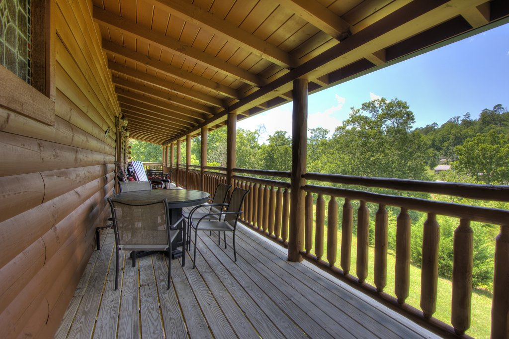 Photo of a Sevierville Cabin named Always Dreaming #410 - This is the forty-third photo in the set.