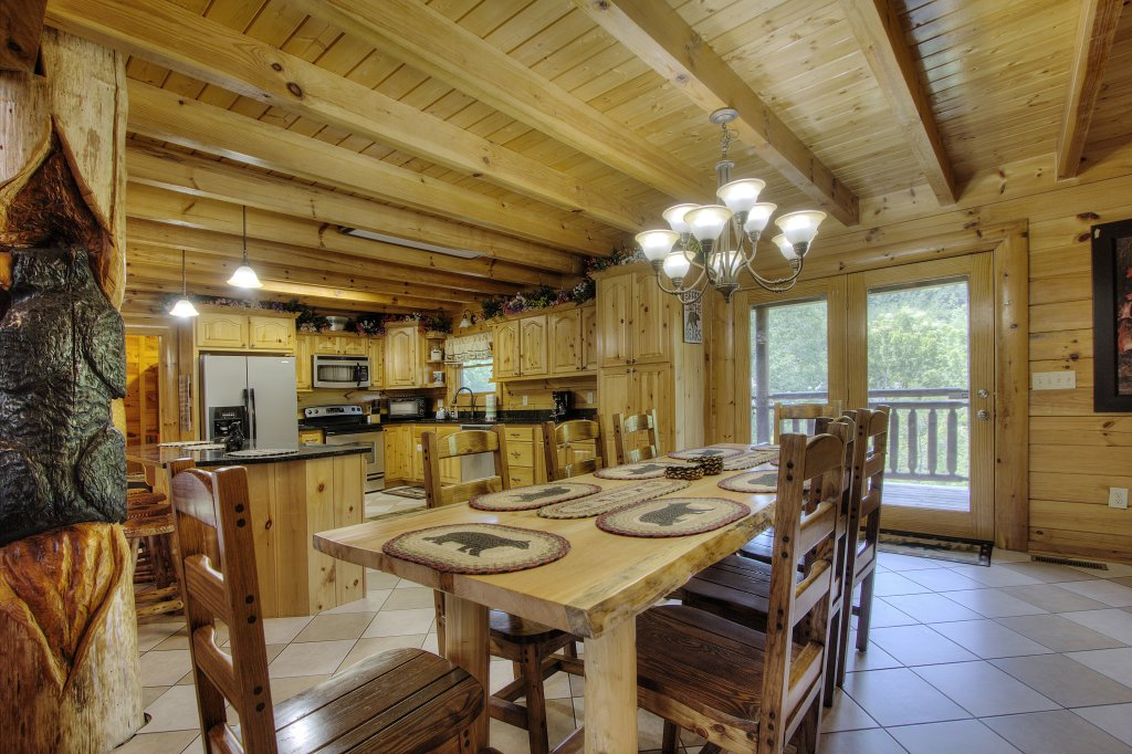Photo of a Sevierville Cabin named Always Dreaming #410 - This is the twenty-ninth photo in the set.
