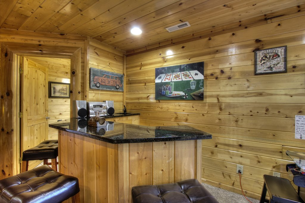 Photo of a Sevierville Cabin named Always Dreaming #410 - This is the forty-ninth photo in the set.