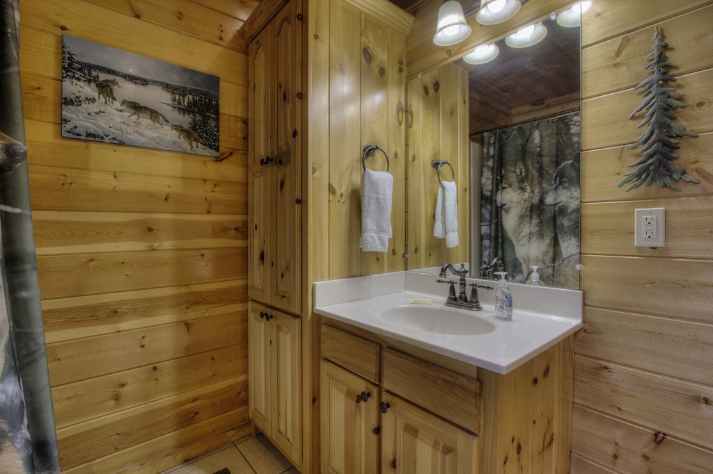 Photo of a Sevierville Cabin named Always Dreaming #410 - This is the forty-sixth photo in the set.