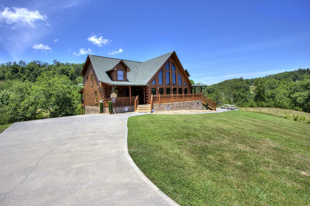 Photo of a Sevierville Cabin named Always Dreaming #410 - This is the fiftieth photo in the set.