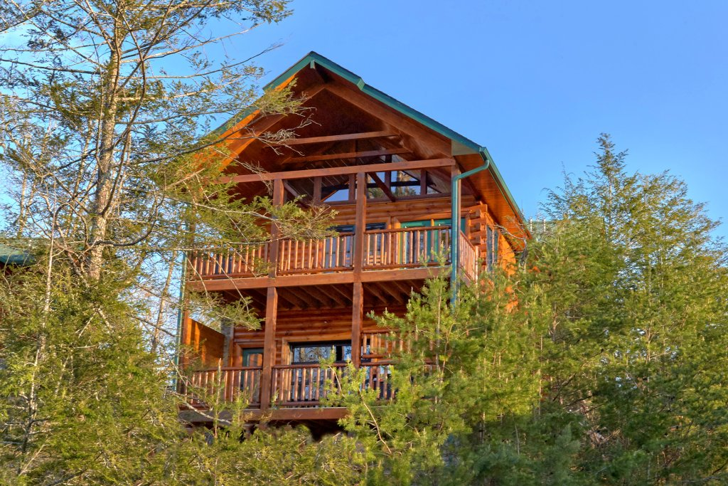 Photo of a Gatlinburg Cabin named Blackberry Springs - This is the twenty-third photo in the set.