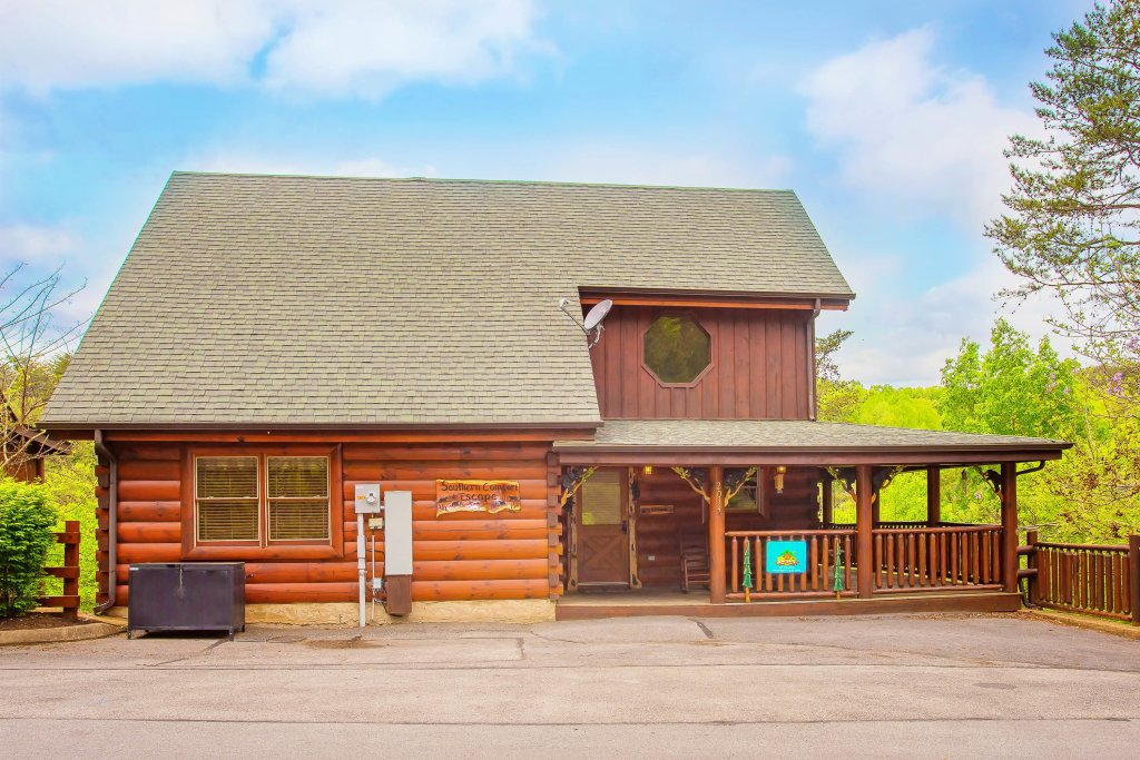 Photo of a Sevierville Cabin named Southern Comfort Escape - This is the sixth photo in the set.