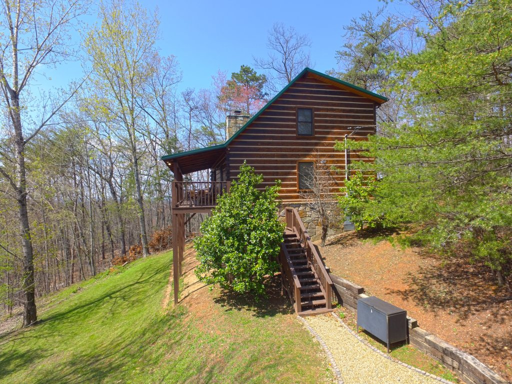 Photo of a Gatlinburg Cabin named Almost Heaven #205 - This is the seventeenth photo in the set.
