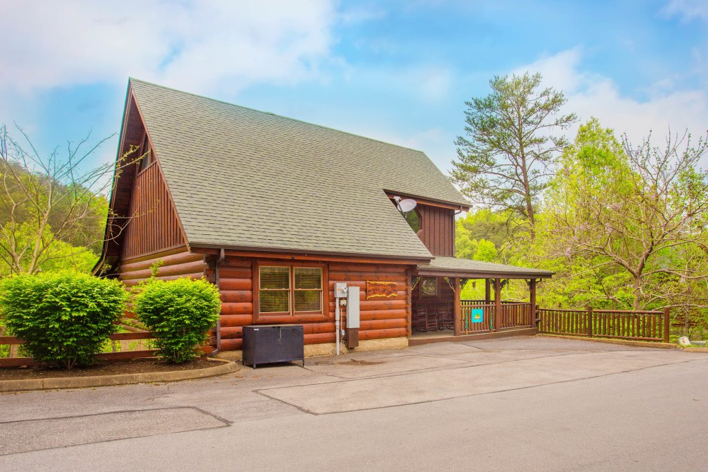 Photo of a Sevierville Cabin named Southern Comfort Escape - This is the twenty-second photo in the set.